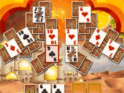 Play Aladdin Solitaire