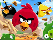Play Angry Birds Chrome