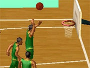 Play Basketball Sim 3D