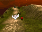 Play Downhill Bowling