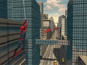 Play Endless Swing Spiderman
