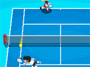Play Flash Tennis