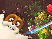 Play  Fruit Slasher 3D Extende…