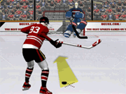 Play Hockey Shootout