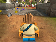Play Lego Legend of Chima Speedorz