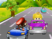 Play Mario on Road