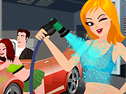 Play Naughty Car Wash