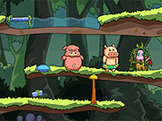 Play Piggy Wars