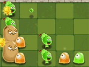 Plants vs Monsters HTML5