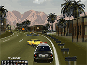 Play Police Chase Crackdown