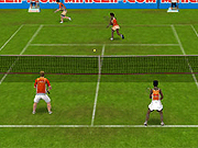 Play Tennis Doubles