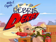 Play Wile E Coyote's Debris …